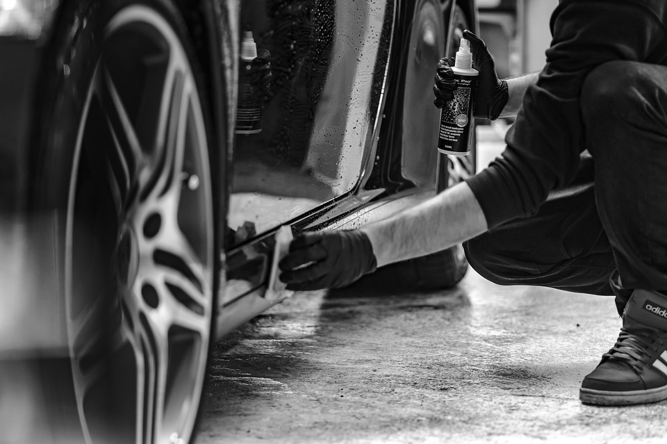 Autoaufbereitung München Sven Harms